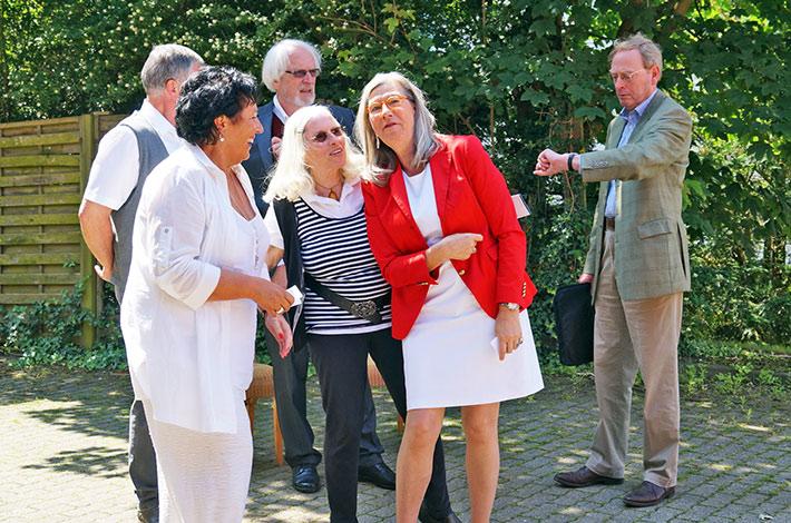 Förderverein Kreis- und Stadtmuseum Pressekonferenz