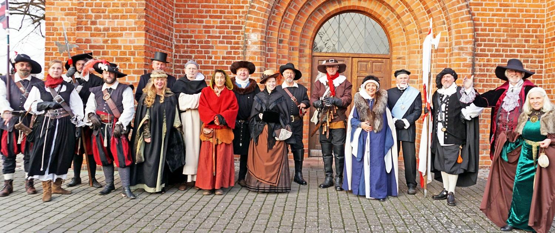 Förderverein Kreis- und Stadtmuseum Umzug Teilnehmer