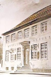 Förderverein Kreis- und Stadtmuseum Höhlenkrug Fresko