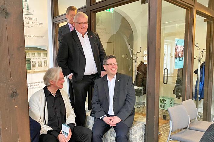 Förderverein Kreis- und Stadtmuseum Vorstellung Jahresprogramm 2020